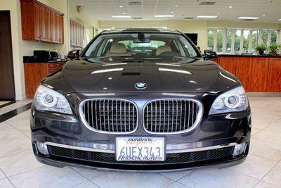 2012 BMW 7 Series 740Li