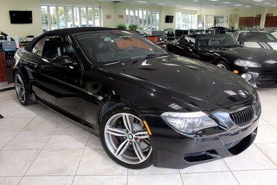 2008 BMW M Models M6
