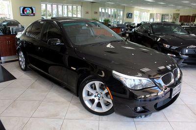 2009 BMW 5 Series 535i