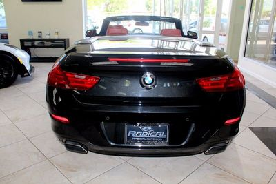2012 BMW 6 Series 650i