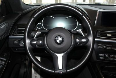 2015 BMW 640i Gran Coupe 640i