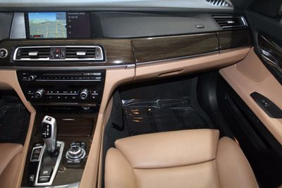 2011 BMW 7 Series 740Li M PACKAGE