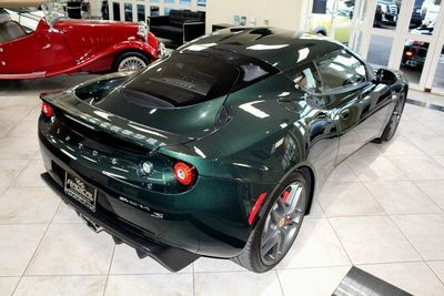 2014 Lotus Evora S 2+2