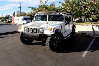 1995 AM General Hummer H1