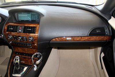 2008 BMW 6 Series 650i