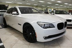 2012 BMW 7 Series 750Li ActiveHybrid