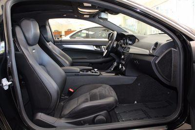 2012 Mercedes-Benz C-Class C 63 AMG