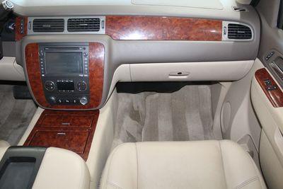 2013 Chevrolet Suburban LTZ
