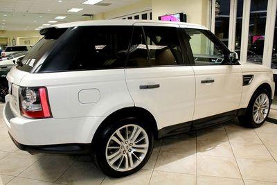 2010 Land Rover Range Rover Sport HSE LUX