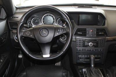2011 Mercedes-Benz E-Class E 550