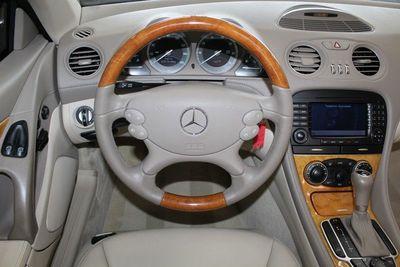 2005 Mercedes-Benz SL500 5.0L