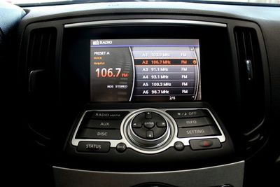 2009 INFINITI G37 Journey