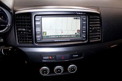 2009 Mitsubishi Lancer GTS