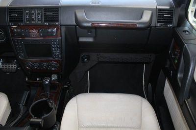 2009 Mercedes-Benz G55 5.5L AMG