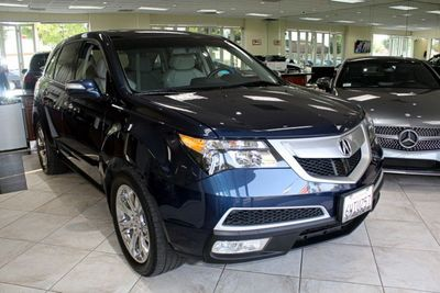 2012 Acura MDX Advance Pkg