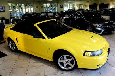 2001 Ford Mustang SVT Cobra