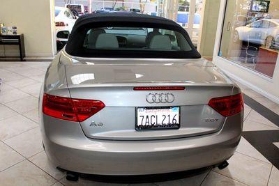 2013 Audi A5 Cabriolet Premium