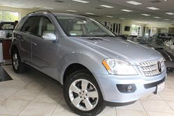 2007 Mercedes-Benz ML500 5.0L