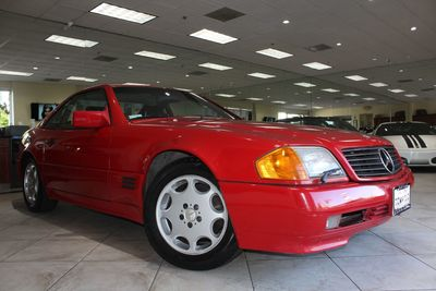 1992 Mercedes-Benz 500 Series 500SL