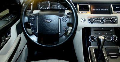 2011 Land Rover Range Rover Sport SC