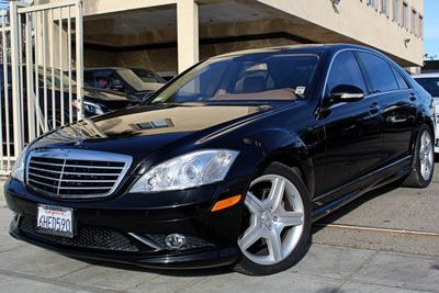 2009 Mercedes-Benz S550 5.5L V8