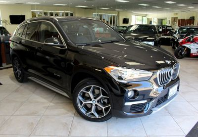 2018 BMW X1 xDrive28i xDrive28i